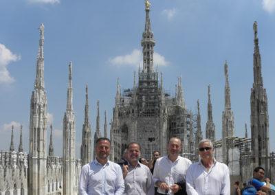 Milano - proff. Bianchini, Borri, Giannantoni