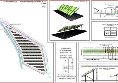 Centrale solare fotovoltaica Campo Cardinale