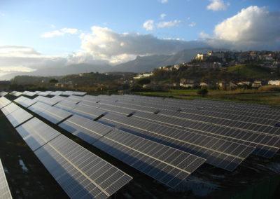 Parco solare Petrecali