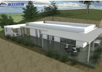Villa sul Gargano - studio in progress
